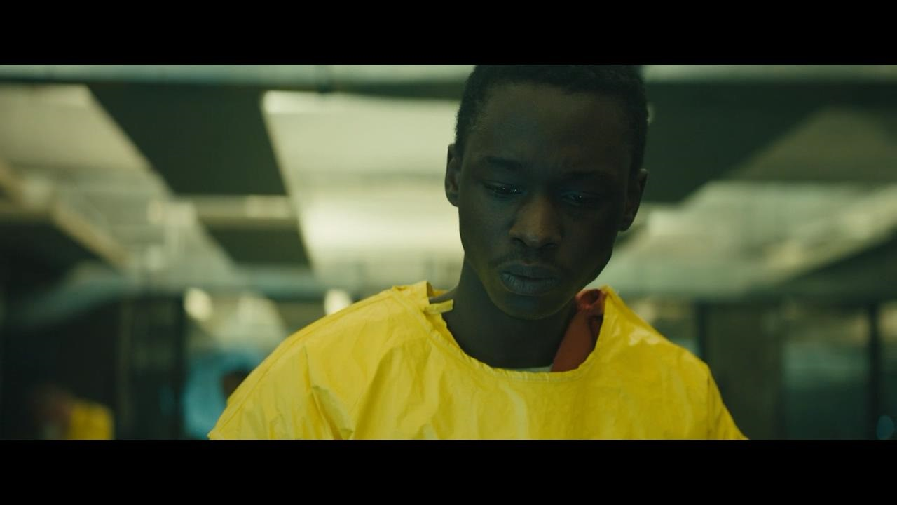 Ashton Sanders in Captive State (2019)