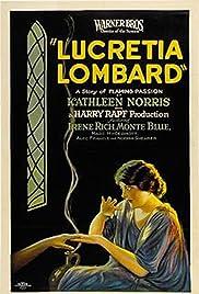 Lucretia Lombard Poster