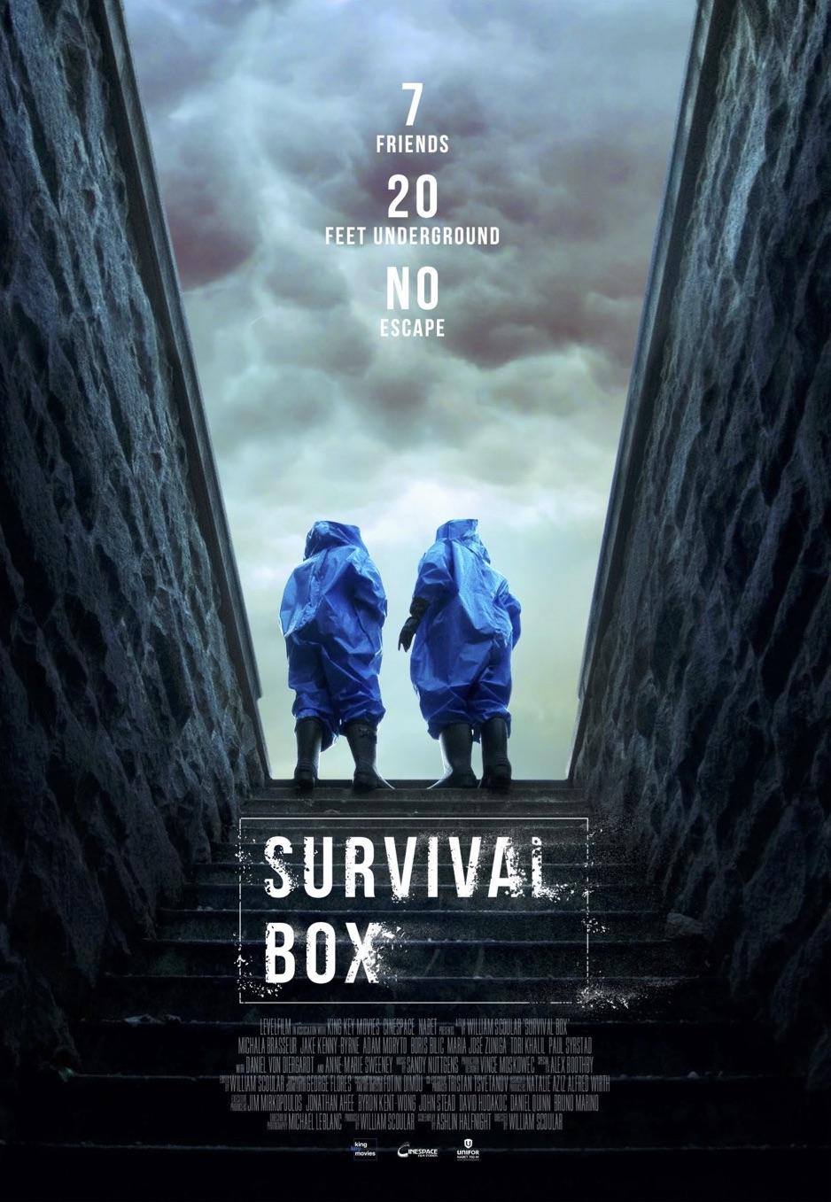 Išgyvenimo dėžė (2019) / Survival Box