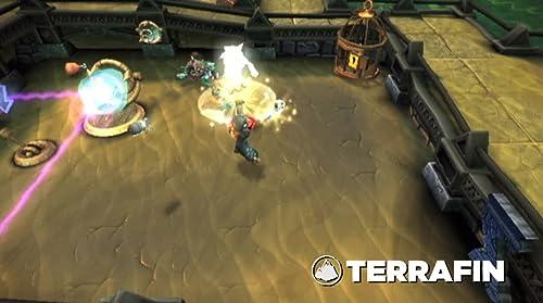 Skylander Spyro's Adventure: Terrafin