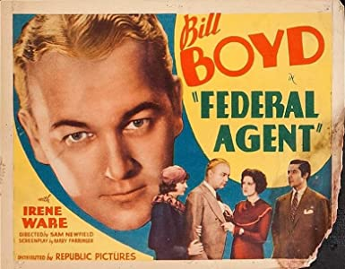 Movies downloads sites Federal Agent [HD]