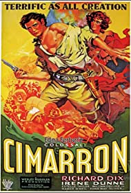Cimarron (1931) Poster - Movie Forum, Cast, Reviews