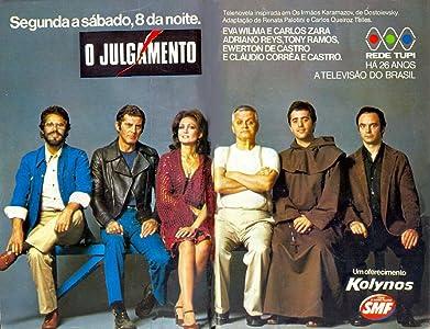 Ver películas en línea para adultos gratis O Julgamento - Episodio #1.102 (1977) [iPad] [640x352], Edison Braga, Álvaro Fugulin
