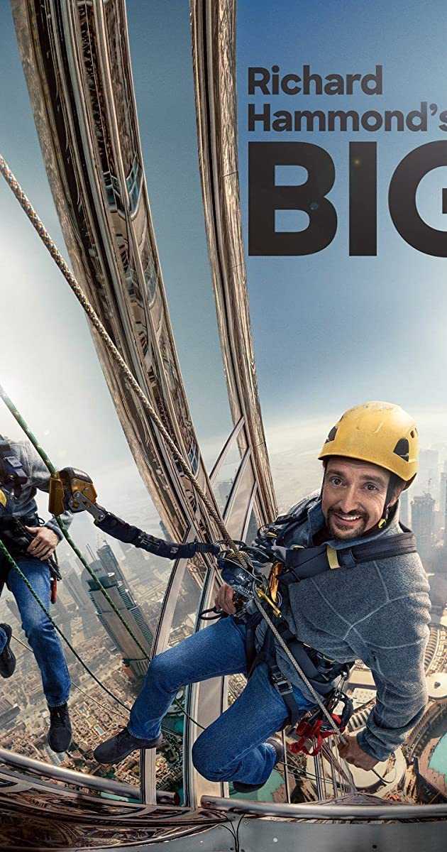 descarga gratis la Temporada 1 de Richard Hammond's Big! o transmite Capitulo episodios completos en HD 720p 1080p con torrent