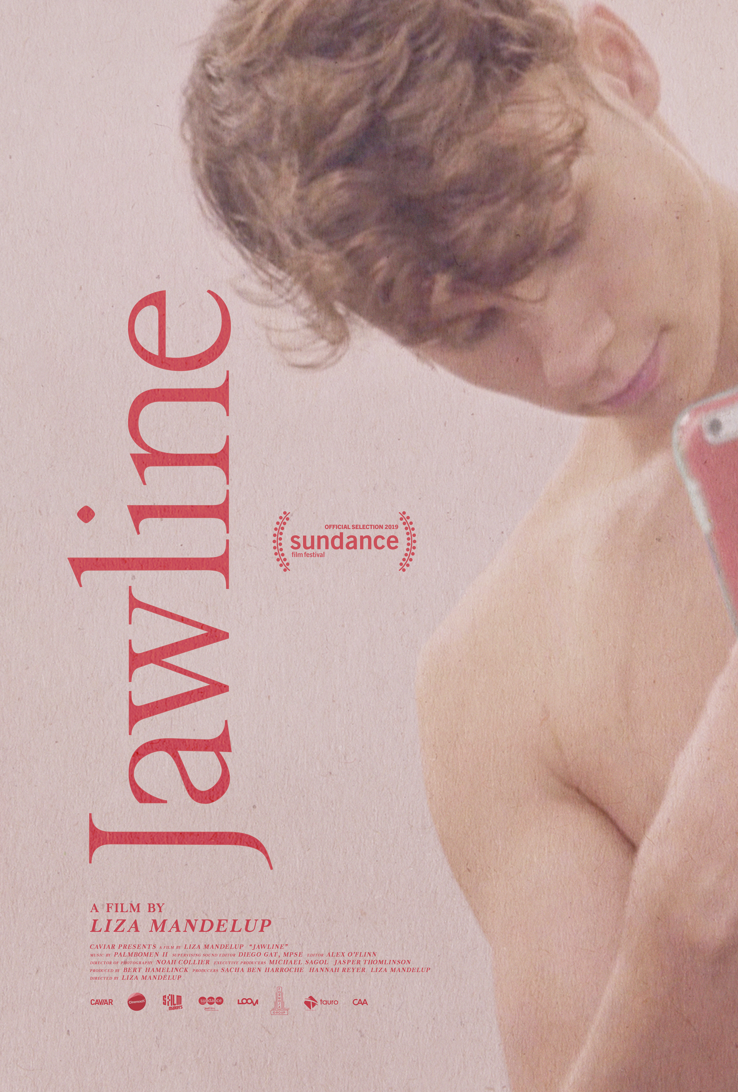 Image result for Jawline movie poster 2019
