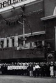 Dem Panzerkreuzer Potemkin auf der Spur Poster