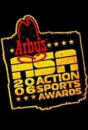 Arby's Action Sports Awards Poster