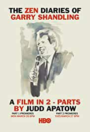 The Zen Diaries of Garry Shandling (2018) HDRip English Full Movie Watch Online Free