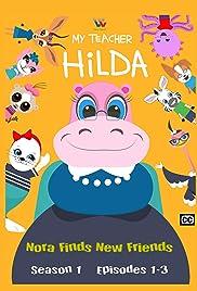 My Teacher Hilda Poster