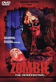 Zombie: The Resurrection Poster