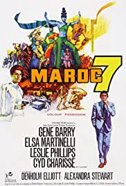 Maroc 7(1967) Poster - Movie Forum, Cast, Reviews