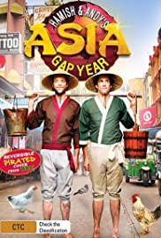 Hamish & Andy's Gap Year Asia Poster - TV Show Forum, Cast, Reviews