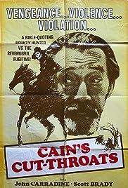 Cain's Way Poster