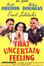 That Uncertain Feeling (1941) Poster