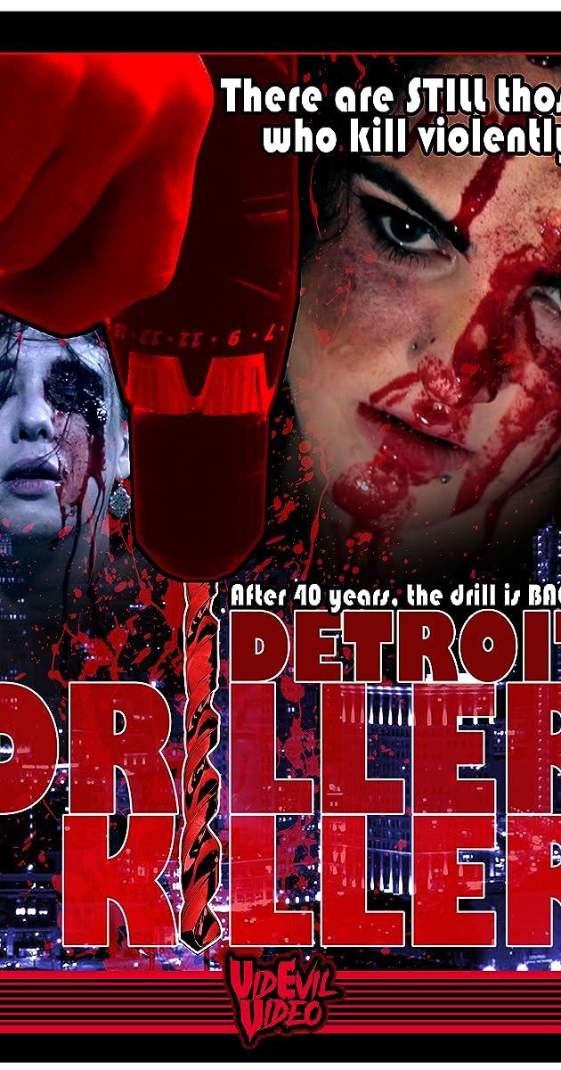 Detroit Driller Killer (2020)