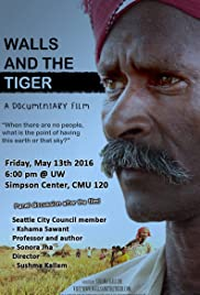 Walls and the Tiger Poster