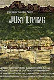 Just Living Poster