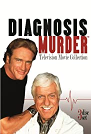 Diagnosis Murder: Town Without Pity (2002) Poster - Movie Forum, Cast, Reviews