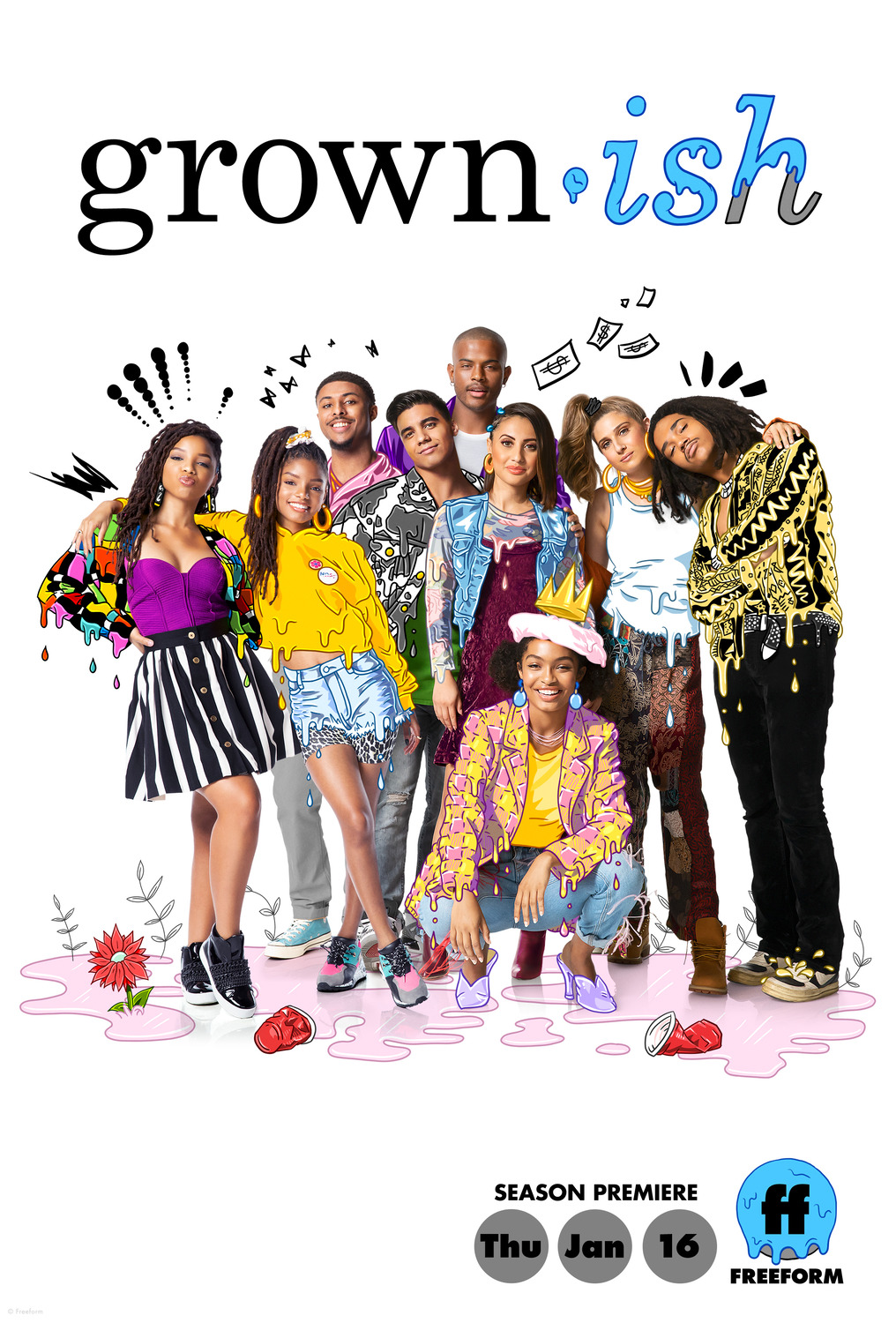 Grown-ish (TV Series 2018– ) - IMDb