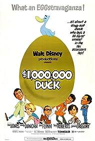 Sandy Duncan, Joe Flynn, James Gregory, Dean Jones, Lee Montgomery, and Tony Roberts in The Million Dollar Duck (1971)