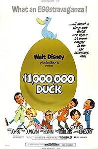 The Million Dollar Duck Norman Tokar