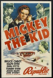 Mickey the Kid Poster
