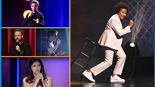 The Best Netflix Stand-Up Specials for Every Sense of Humor