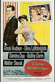 Come September (1961) Poster - Movie Forum, Cast, Reviews