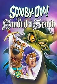 Matthew Lillard and Frank Welker in Scooby-Doo! The Sword and the Scoob (2021)