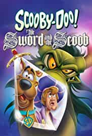 Scooby-Doo! The Sword and the Scoob (2021) HDRip English Full Movie Watch Online Free