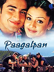 MKV movies direct download Paagalpan (2001) [WEB-DL] [1280p