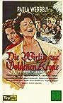 Die Wirtin zur Goldenen Krone (1955) Poster