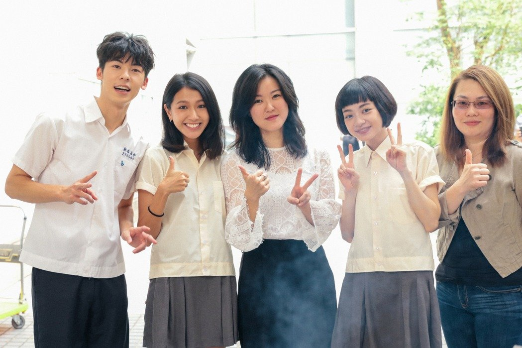Mi-Chieh Tsai, Ting-Fei Chang, Ai-Ning Yao, Diane Lin, and Greg Han Hsu in Hijra in Between (2018)