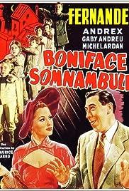 Boniface somnambule Poster