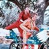 Gene Kelly and Evel Knievel in Viva Knievel! (1977)