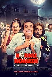 Korku Komedi: Bana Normal Aktiviteler Poster