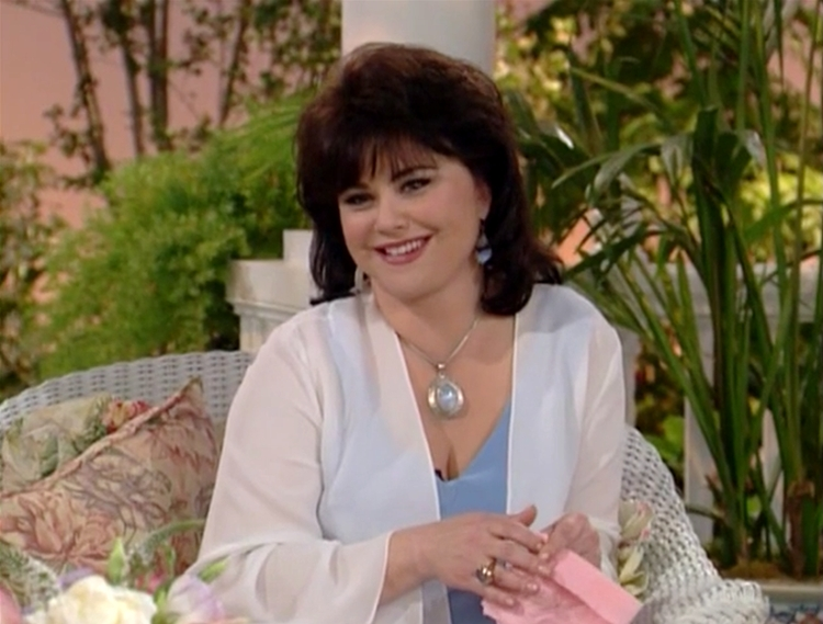Delta Burke in The Designing Women Reunion (2003)
