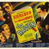 Boris Karloff, Bela Lugosi, Lester Matthews, and Irene Ware in The Raven (1935)