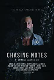 Chasing Notes Poster
