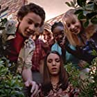 Christy Carlson Romano, Lauren Frost, and Shia LaBeouf in Even Stevens (2000)