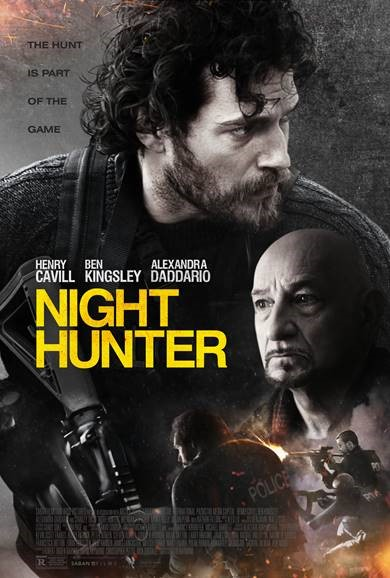 Nakties medžiotojas (2018) / Night Hunter (2018)