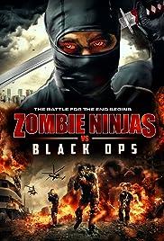 Zombie Ninjas vs Black Ops Poster