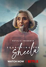 Searching for Sheela Poster