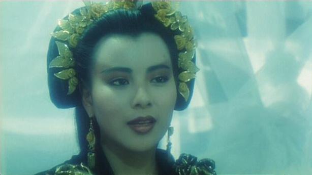 Elizabeth Lee in Hua zhong xian (1987)