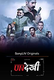 Undekhi : Season 1 Hindi COMPLETE WEB-Rip 480p & 720p | GDrive