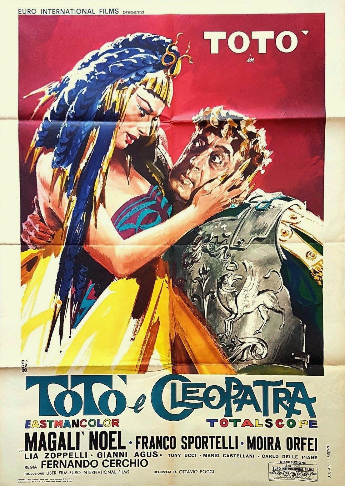 Totò e Cleopatra (1963) - IMDb