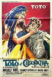 Totò e Cleopatra Poster