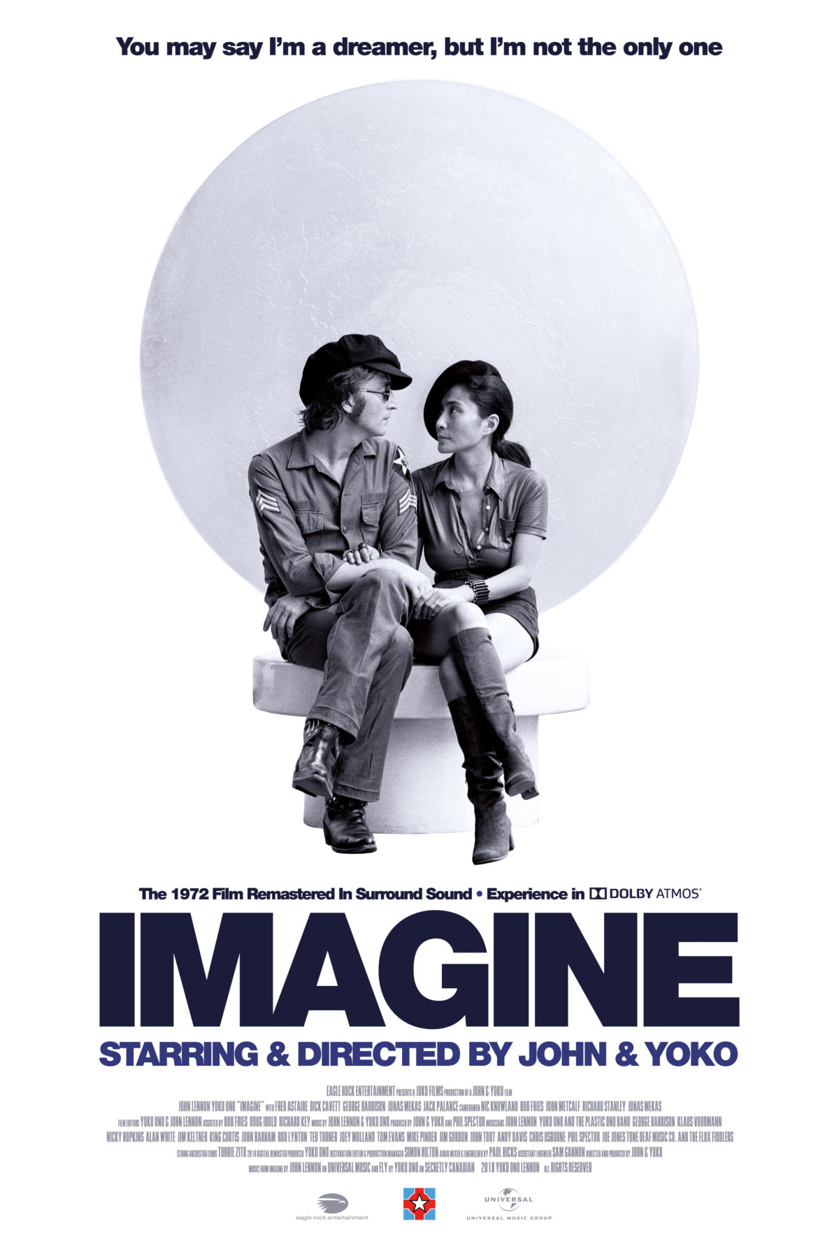 "The Beatles Polska: Film ""Imagine"" na ekranach kin"