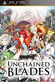 Unchained Blades Poster