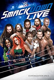 WWE SmackDown Live Poster